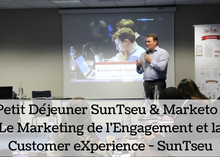 Le Marketing de l'Engagement et la Customer eXperience - SunTseu