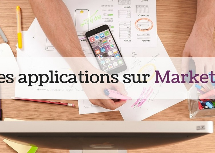 applications sur Marketo