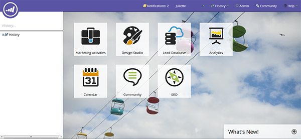 Marketo-Screenshot
