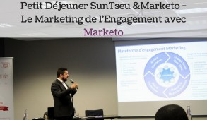 Petit Déjeuner SunTseu & Marketo - Le Marketing de l'Engagement avec Marketo