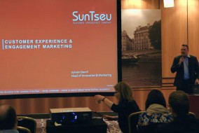 Breakfast Engagement Marketing B2B - SunTseu