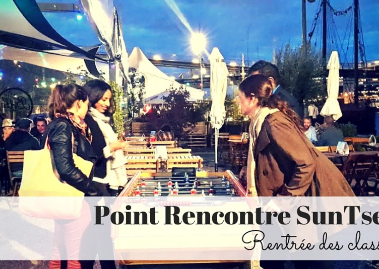 point rencontre SunTseu rentree des classes