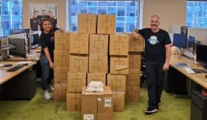 Facebook, Apple et Salesforce s'engagent à donner des masques pour la lutte contre les coronavirus