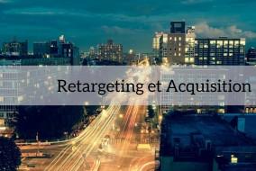 retargeting et acquisition image
