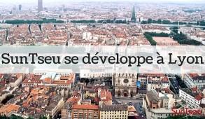 SunTseu se développe à Lyon