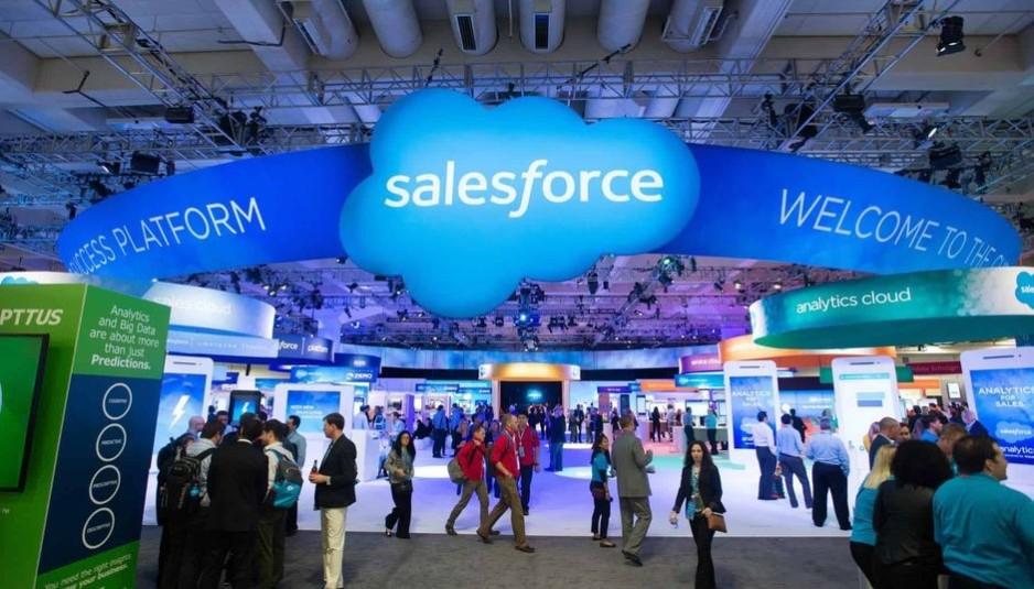 Salesforce et Siemens